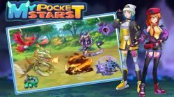 """Новая аниме игра с питомцами """"My Pocket Stars"""""""